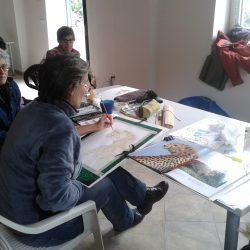 Seminario su attività creative presso Cascina Bert