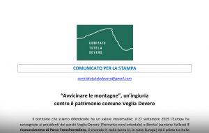 Clicca per aprire il comunicato in pdf